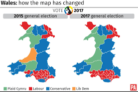 Map Of Election Results by Break Down Of General Election 2017 Results By Maps Metro News