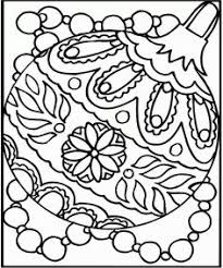free christmas ornament coloring pages free printable coloring