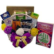 feel better soon gift basket get well soon gourmet food gift basket gourmet tea