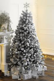 best frosted tree ideas on trees
