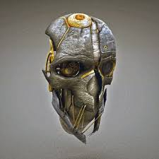Dishonored Halloween Costume Dishonored Mask 3d Model Clothing3dexport