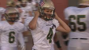 Do Division 3 Schools Sign Letters Of Intent by Kicker At Arizona High Makes College Football History By