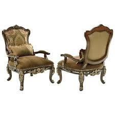 Antique Accent Chair Antique Accent Arm Chairs French Art Deco Club Chairs Pair The