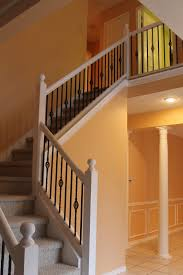Painted Banister Ideas Stair Balusters Ideas Amazing Stair Balusters U2013 Latest Door