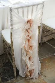 how to make chair sashes best 25 wedding chair bows ideas on chair bows