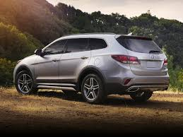 hyundai suv cars price 2017 hyundai santa fe deals prices incentives leases overview