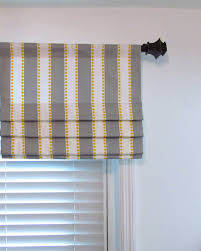 Mock Roman Shade Valance - custom made faux roman shade lined mock by supplierofdreams