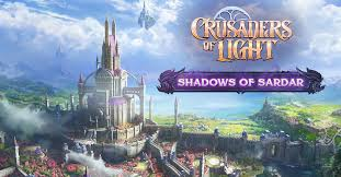 crusaders of light mmorpg crusaders of light launches shadows of sardar mobile mmorpg s