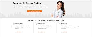 Live Career Resume Builder 22 Top Best Resume Builders 2016 Free U0026 Premium Templates