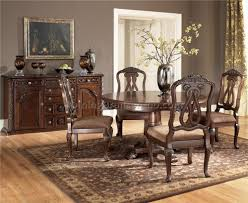queen anne dining chairs black dining room featuring the celeste