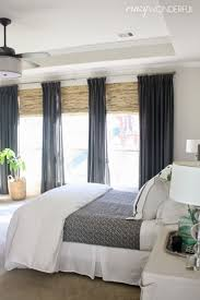 best 25 bedroom curtains ideas on pinterest window curtains embrace the wonders of natural light in your bedroom with floor to ceiling windows