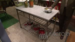 marble top kitchen islands home styles orleans kitchen island factoryestores