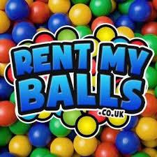 rent a pit rent my balls rentmyballs