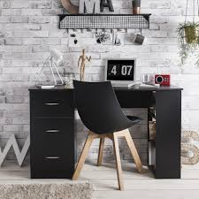 Computer Glass Desks For Home White Pc Desk Discount Office Chairs Solid Wood Office Desk Black