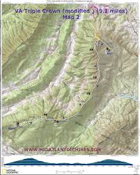 Virginia Mountains Map by Triplecrown 2 Jpg