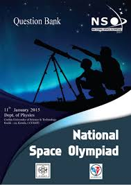 national space olympiad 2015 question bank