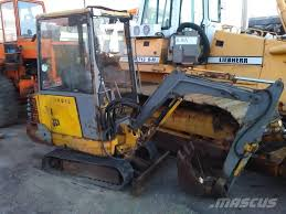 used jcb 801 crawler excavators price 5 505 for sale mascus usa