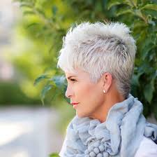 chic over 50 hair and beauty pinterest hair style short
