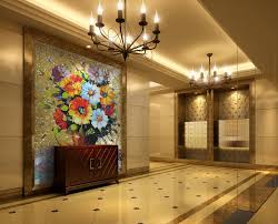 popular fireplace wall murals buy cheap fireplace wall murals lots customized van gogh daisy art mural wall gold glass mosaic tile for fireplace backdrop bathroom living