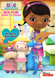 amazon com doc mcstuffins set of 2 coloring books toys u0026 games