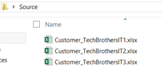 welcome to techbrothersit how to load only matching column data