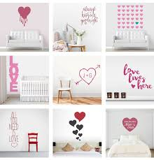 wallums com wall decor home decor wall decals and graphics page 3 choose from a ton of valentines inspired decals to celebrate the big l word all year round