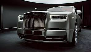 roll royce purple 2018 rolls royce phantom revealed a 450 000 car with a built in