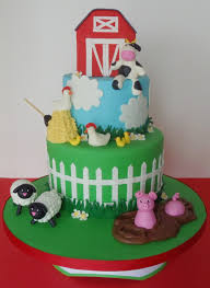 barnyard cake by cake couture custom cakes pinterest