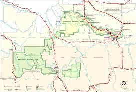 badlands national park map badlandnationalpark large jpg