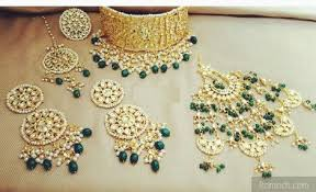 bridal choker necklace images Choker necklace set gulf necklace jpg