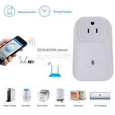 Wifi Cooker by Iot Wifi Smart Home Plug Remote Control Switch Power Socket Timing