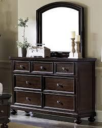 Mirror Dressers Cherry Dresser With Mirror 87 Unique Decoration And Dark Brown