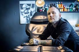 glasgow lives david 39 west end tattoo artist glasgow live