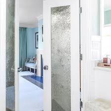 bathroom doors ideas mirrored doors design ideas