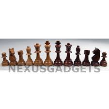 contemporary chess 40856 bap chess pieces 3 5 in king classic set