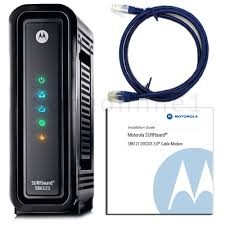 comcast compatible cable modem black friday amazon motorola sb6121 docsis 3 0 cable modem for comcast time warner
