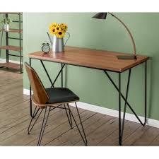 leon mid century desk mid century desk acorn wayfair