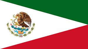 Mexican Flag Cartoon Eritrean Mexican Flag Vexillology