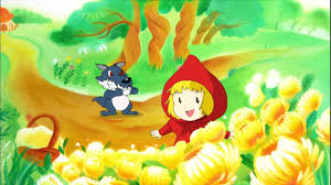 red riding hood bedtime story animation children