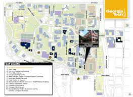 Map Of Midtown Atlanta by Bill Moore Student Success Center Admission Gatech Edu Georgia