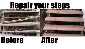 how to repair your porch steps diy home depot materials youtube