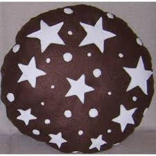 cuscino pan di stelle biscotto pan di stelle