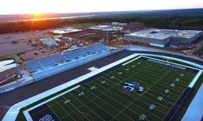 high school project hudson schools hudson s new football stadium facilities have created a buzz