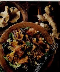 cuisiner des pieds de mouton recette salade de pieds de mouton au curry et au lard
