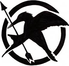 brds clipart mockingjay pencil and in color brds clipart mockingjay