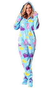 footed jammies with flap just stuff i like some i