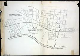 Hamilton Nj Map Historical Somerset County New Jersey Maps