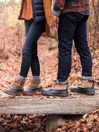 his u0026 hers fall style warm layers waterproof boots extra petite
