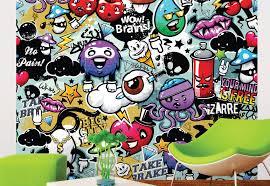 graffiti monster wall mural products pinterest more products graffiti monster wall mural