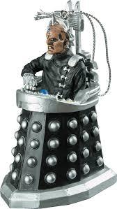 davros ornament doctor who ornament popcultcha